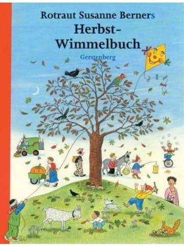 Gerstenberg Rotraut Susanne Berners Herbst-Wimmelbuch, Midi-Ausgabe