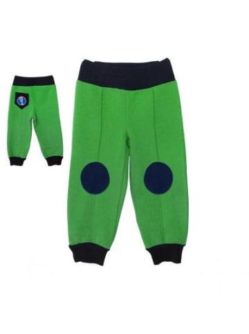 "MEGANAUTEN Hose ""Mars"" in Grasshopper Green"