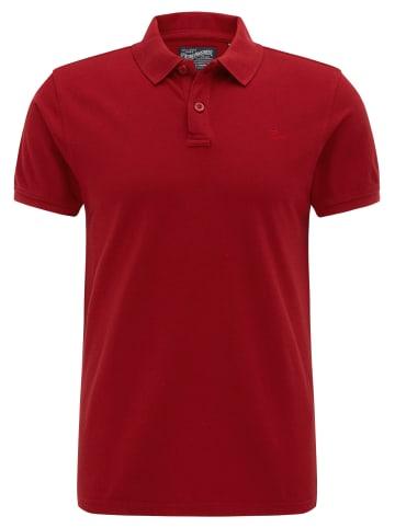 Petrol Industries Poloshirt in Biking Red