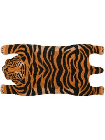 """Esschert Design Kokos Fußmatte """"Tiger"""", ca. 75 x 38 cm"""