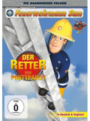 Just Bridge Entertainment DVD Feuerwehrmann Sam - Der Retter von Pontypandy (Staffel 7 Teil 4)