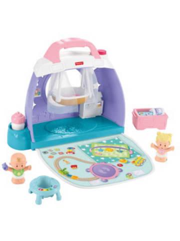 Mattel Fisher-Price Little People Babys Kinderzimmer