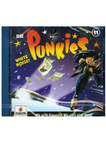 Sony CD Die Punkies - 11 White Noise!