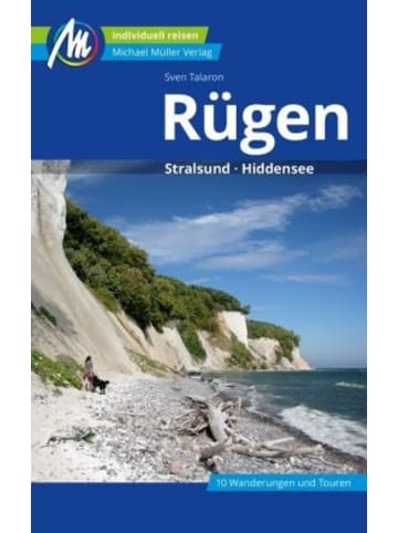 Michael Müller Verlag Rügen - Stralsund - Hiddensee Reiseführer