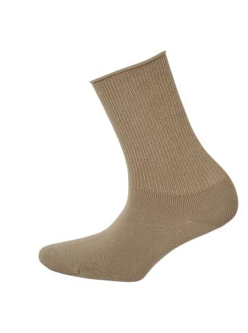 Hudson Socken in Sisal