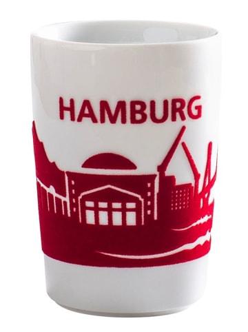 "KAHLA Becher ""touch!"" Hamburg in Rot - 0,35 l"