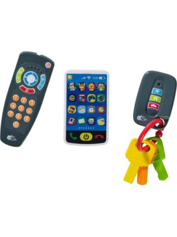 MyToys 3er-Set: Schlüssel, Fernbedienung, Smartphone