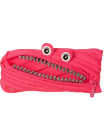 ZIPIT Schlamperetui Grillz Monster Pouch Pink