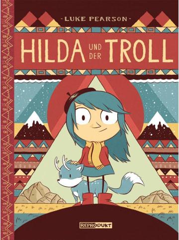 Reprodukt Hilda und der Troll
