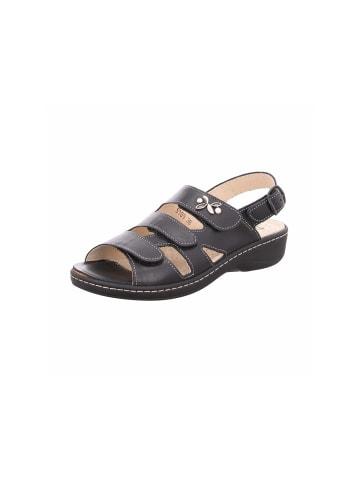 Hickersberger Sandalen/Sandaletten in schwarz