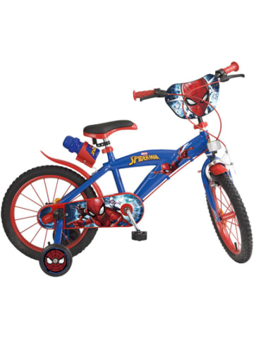 Toimsa Bikes Spider-Man Kinderfahrrad, 16 Zoll