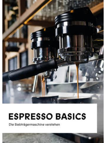 Nova MD Espresso Basics