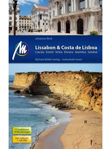 Michael Müller Verlag Lissabon & Costa de Lisboa Reiseführer Michael Müller Verlag | Cascais,...