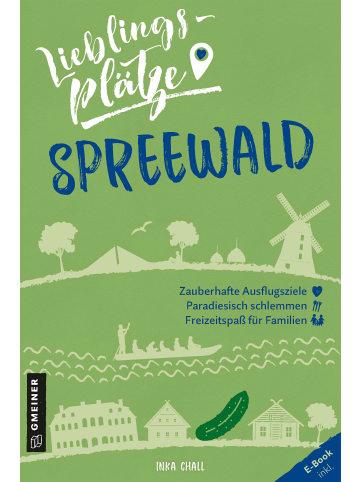 Gmeiner-Verlag Lieblingsplätze Spreewald