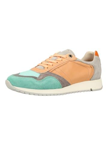 Sansibar Sneaker in Rosa/Grau