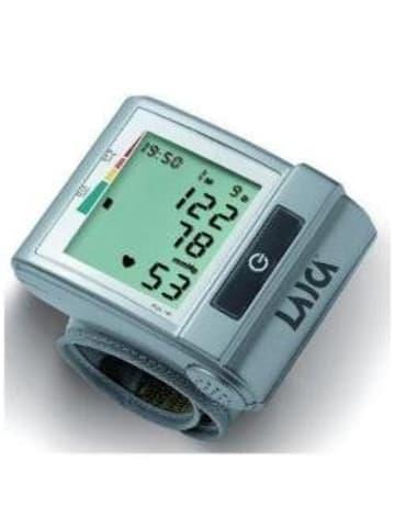 """Laica Blutdruckmesser Handgelenk """"BM1001"""" in silver"""