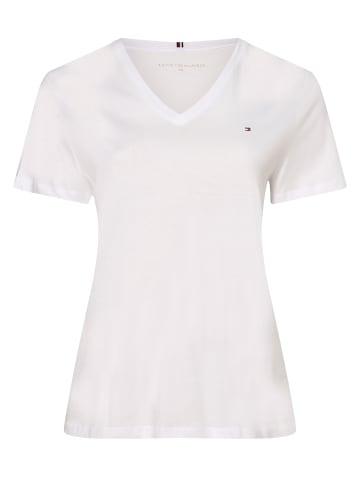 Tommy Hilfiger Curve T-Shirt in weiß