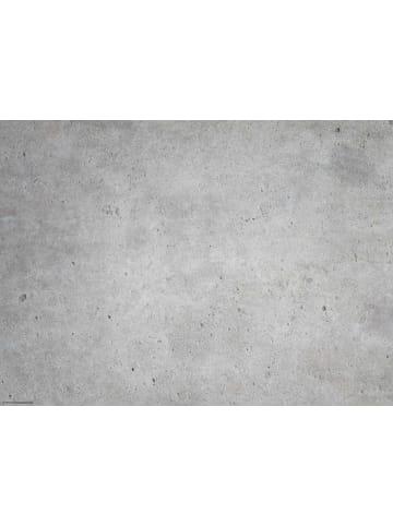 Tischsetmacher.de Tischset I Platzset abwaschbar - helle Beton Optik- aus vinyl  4 St. - 44x32cm