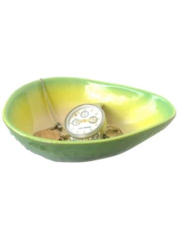 "Gift Republic Keramik Schale ""Avocado"" 15 cm"
