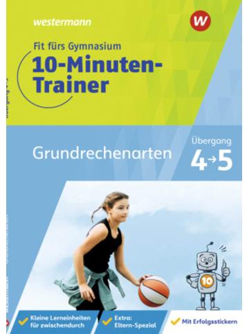 Westermann Lernspielverlag Fit fürs Gymnasium - 10-Minuten-Trainer Grundrechenarten
