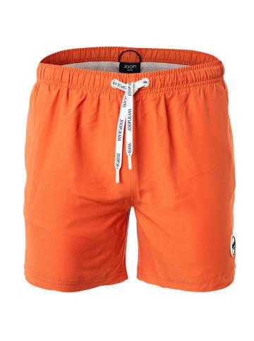 Joop! Jeans Badeshorts in Orange