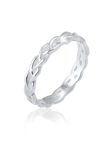 Elli Ring 925 Sterling Silber Knoten, Twisted in Silber