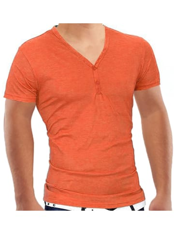 Sublevel T-Shirt Saints ID1353 in Orange