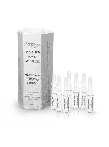 Beauty Nature Cosmetics Hyaluron Power Ampullen 7 Tage Kur