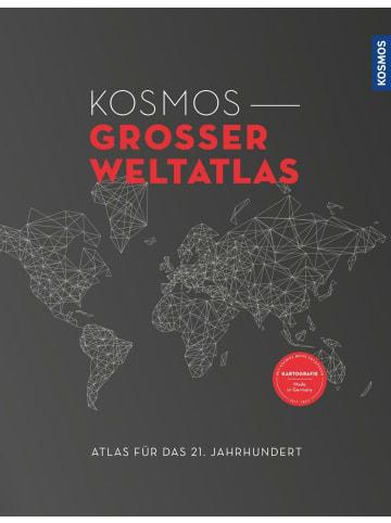Franckh-Kosmos Kosmos Großer Weltatlas | Atlas für das 21. Jahrhundert
