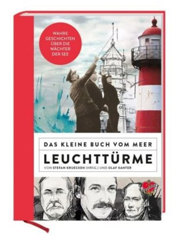 Ankerherz Verlag Das kleine Buch vom Meer: Leuchttürme