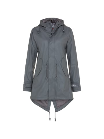 "BMS Sailing Wear Regenmantel ""SoftSkin"" in Coolgray"