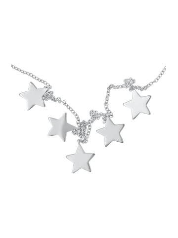 Evél Juwel Silberkette SCARLETT in silber