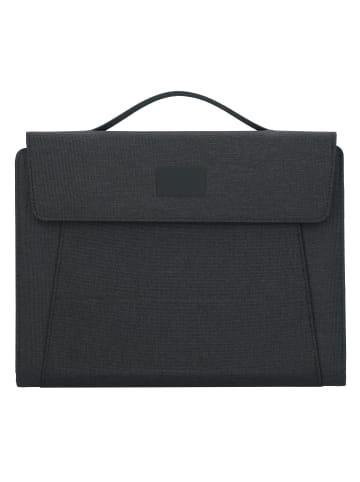 Alassio Fiori Mobile Office Laptoptasche 34,5 cm Laptopfach in anthrazit