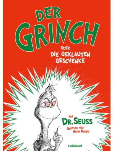 Verlag Antje Kunstmann Der Grinch