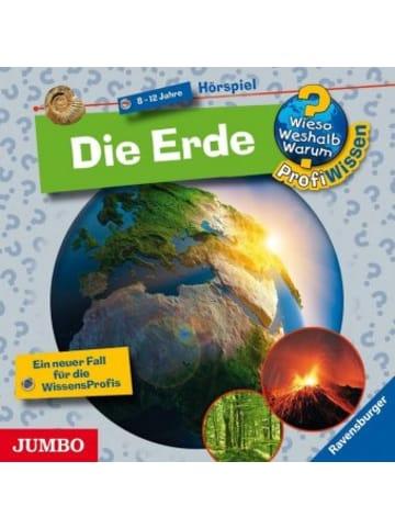 Jumbo Die Erde, Audio-CD
