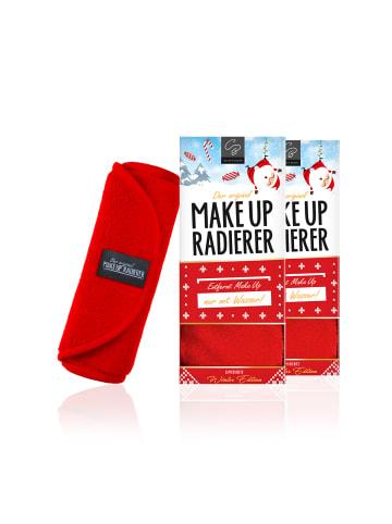 Der original MakeUp Radierer 2er Set: MakeUp Radierer Tuch in Rot