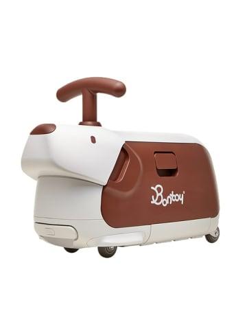 """Bontoy Traveller """"Beagle"""" in Weiß/Braun"""