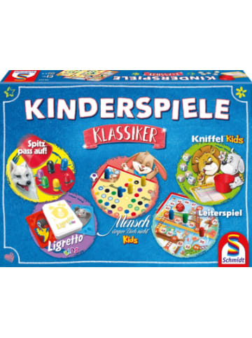 Schmidt Spiele Kinderspiele Klassiker Neuauflage