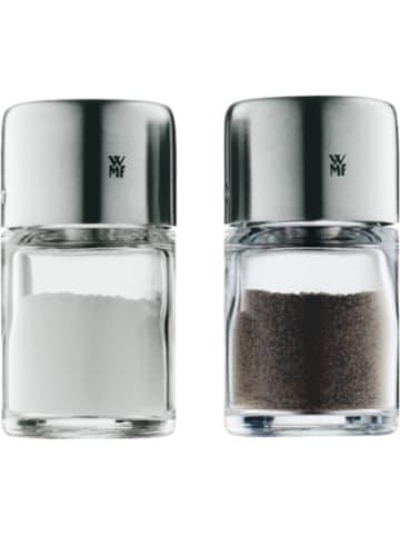 """WMF 2-tlg. Edelstahl Mini Salz- & Pfefferstreuer Set """"Bel Gusto"""""""
