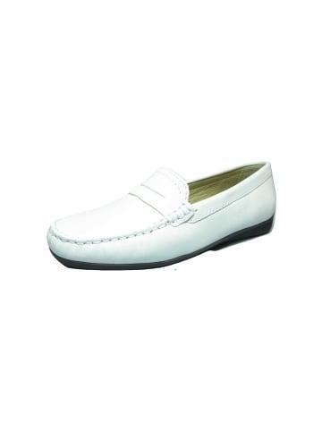 Wirth Slipper in weiß