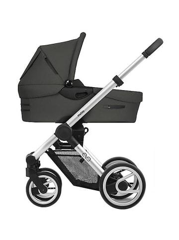 Mutsy Kinderwagenaufsatz Evo, Bold deep grey (Gestell EVO19GRGRS)