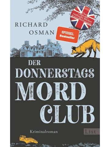 List Der Donnerstagsmordclub | Kriminalroman