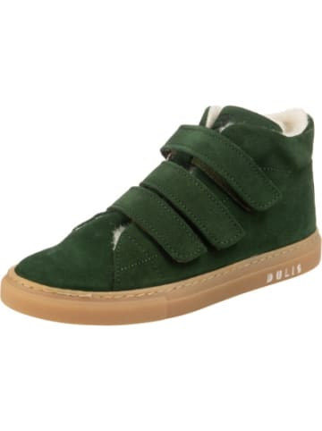 DULIS Velourleder Sneakers High gefüttert