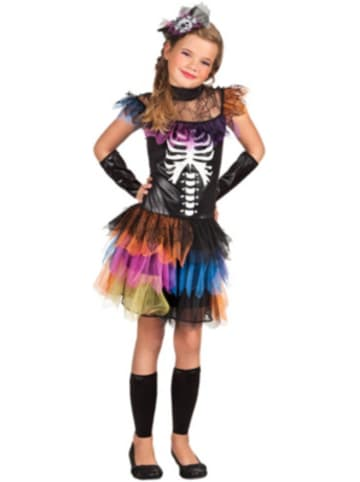 Boland Kinderkostüm Skeleton princess (4-6 Jahre)