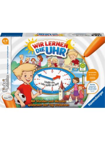 Ravensburger tiptoi® Wir lernen die Uhr (ohne Stift)