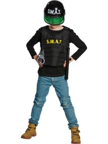 MOTTOLAND Kostüm S.W.A.T. Weste mit Zubehör