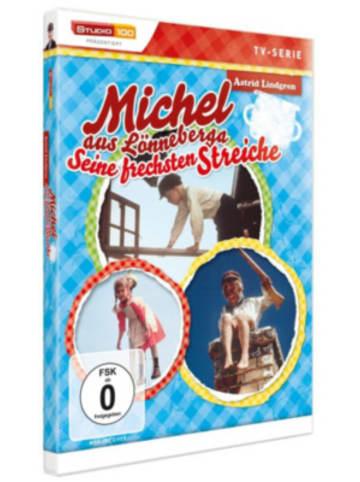 Universum DVD Michel - Michels frechste Streiche