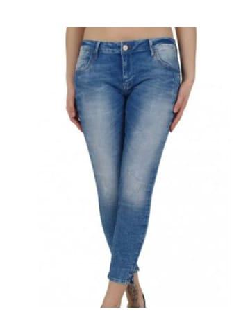 Mavi Jeans Skinny-Jeans in Blau