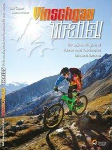 GeoCenter Guidebook Vinschgau Trails! | Das Trailparadies