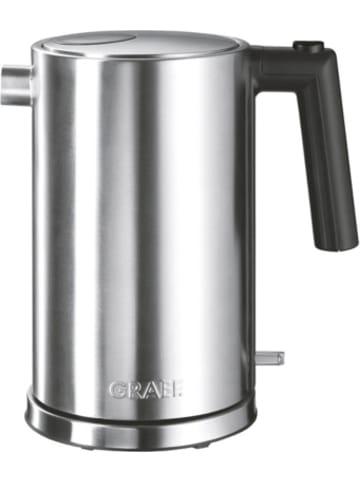 Graef Edelstahl Wasserkocher, 1,5l, 2.015Watt
